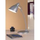 Stolní lampička stříbrná TOPDESK