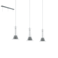 Závěsné osvětlení tři světla MUSERO 93793