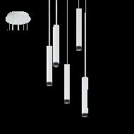 Závěsné osvětlení pět stínítek RAPARO 93798