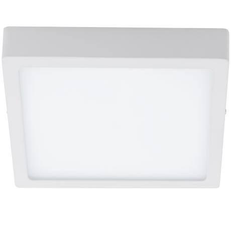 LED stropní přisazené svítidlo čtverec FUEVA 1 94538