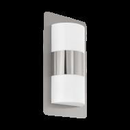 Venkovní nástěnné svítidlo CISTIERNA 98085, barevné provedení: nerez ocel