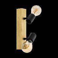 Bodové nástěnné/stropní svítidlo TOWNSHEND 3 98112