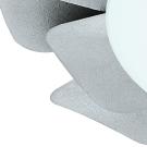 Stropní světlo ve tvaru kytky ROCLETTA