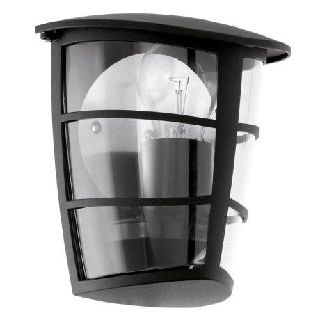 Venkovní lampa nástěnná ALORIA