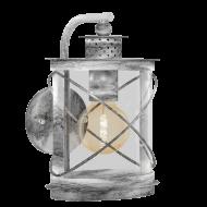 Venkovní lucerna na žárovku HILBURN 1 94866