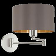 Nástěnná lampa s kloubem 95056
