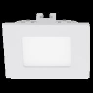 LED vestavné osvětlení bílé FUEVA 1 94046