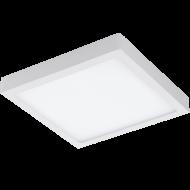 LED stropní přisazené svítidlo čtverec FUEVA 1 94537