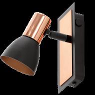 Bodová lampička s vypínačem BARNHAM 94584
