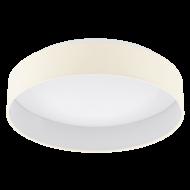 Stropní LED světlo s textilním stínítkem PALOMARO 1 96537