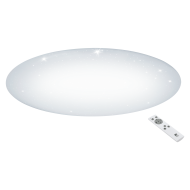 Stmívatelné stropní LED svítidlo GIRON-S s průměrem 100 cm 97543