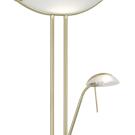 Vysoká stojací lampa se dvěma světly BAYA