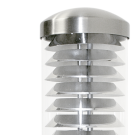 Venkovní lampa stojací střední BILBAO