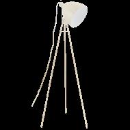 Stojací lampa na trojnožce DUNDEE 49338