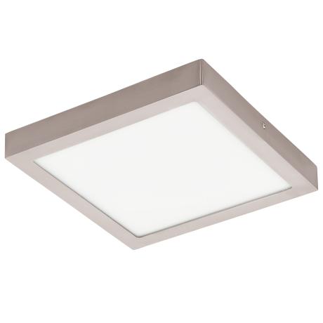 LED stropní přisazené svítidlo čtverec FUEVA 1 94528