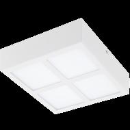 LED stropní přisazené osvětlení bílé COLEGIO 95203