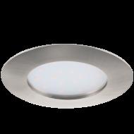 LED vestavná bodovka IP44 PINEDA 95889