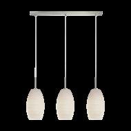 Závěsné osvětlení se třemi stínítky BATISTA 3 97586