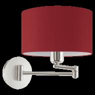 Nástěnná lampa s kloubem PASTERI 95065
