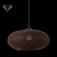 Kuchyňské stropní světlo hnědé CAMPILO 93375
