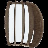 Nástěnné osvětlení dřevěná kostra STELLATO 3 95594