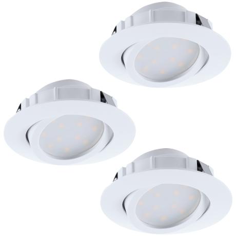 LED vestavná bodovka stmívatelná PINEDA 95857