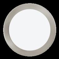 LED vestavné zápustné svítidlo FUEVA 1 96408