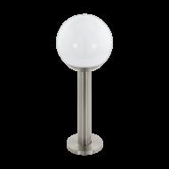 Venkovní LED lampa ve s kulatým stínítkem NISIA-C 97248