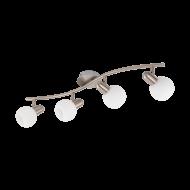 Stropní bodové LED svítidlo, 4 x  6W COMBA 97712