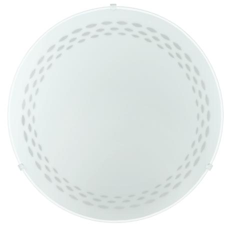 Kruhové stropní svítidlo LED TWISTER