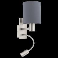 Nástěnná lampa s kloubem PASTERI 94932