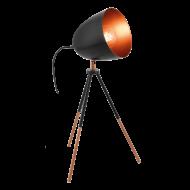 Trojnožka pokojová lampa CHESTER 49385