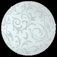 Stropní svítidlo s dekorem SCALEA1
