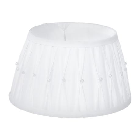 Stínidlo k lampičce bílé 1+1 VINTAGE 49958