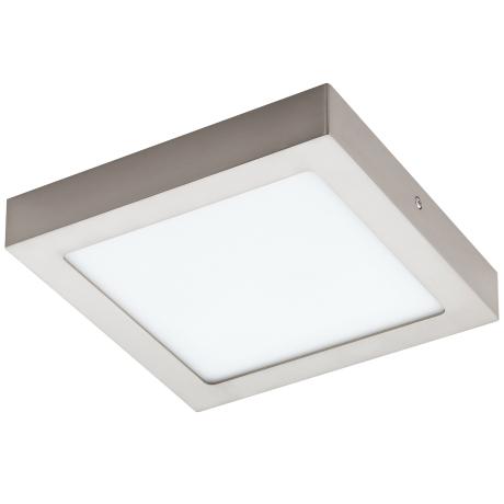 LED stropní přisazené svítidlo čtverec FUEVA 1 94526