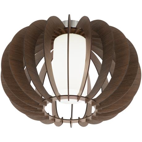 Stropní osvětlení dřevěná kostra STELLATO 3 95589