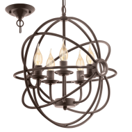Závěsný lustr EBRINGTON 49773