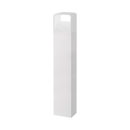 Venkovní stojací LED lampa - bílá DONINNI 96499
