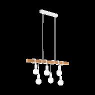 Závěsné svítidlo pro šest žárovek TOWNSHEND 33165