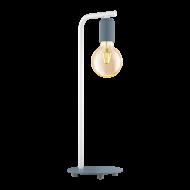 Stolní lampa, tmavě modrá pastelová barva ADRI-P 49123