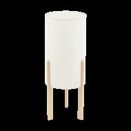 Stolní lampička, béžové stínítko CAMPODINO 97891