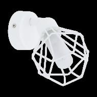 Nástěnná bodovka ZAPATA 1 98048, bílé