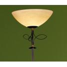 Vysoká lampa do obývacího pokoje BELUGA