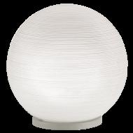 Stolní lampa koule MILAGRO
