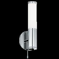 Nástěnné svítidlo do koupelny chrom PALMERA