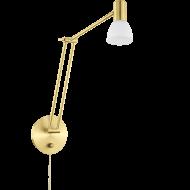 Nástěná lampička s ohebným kloubem FALKO 1 94445