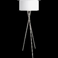 Pokojová lampa trojnožka bílá FONDACHELLI 95539