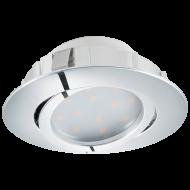 LED vestavná bodovka kruhová PINEDA 95848