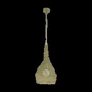 Drátěné závěsné osvětlení/šampáň COLTEN 49129