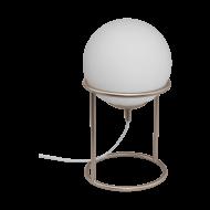 Stolní lampa, šampáň CASTELLATO 1 97332